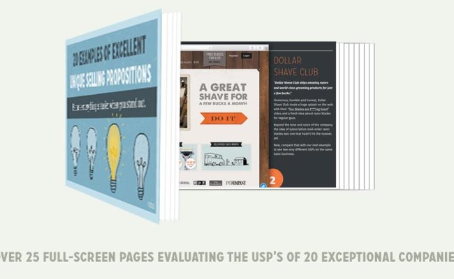 10 Examples Of Killer Unique Selling Propositions On The Web