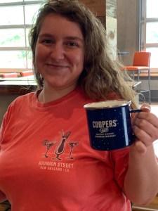 Hannah White, Bar Manager