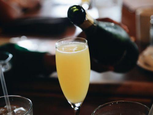 Doe meer met champagne