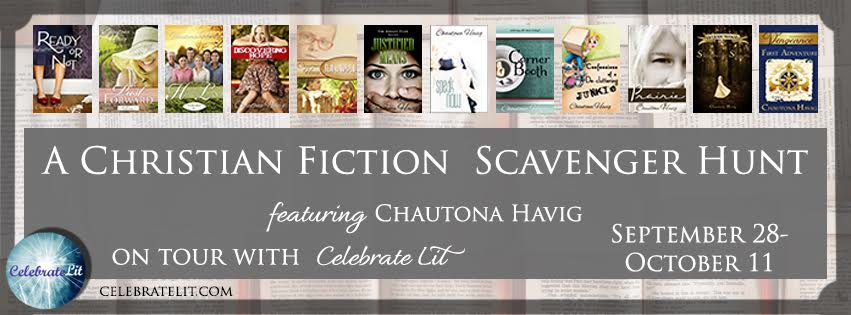 SPOTLIGHT: Christian Fiction Scavenger Hunt with Chautona Havig