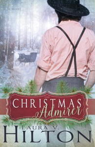 BOOK REVIEW: The Christmas Admirer by Laura V. Hilton