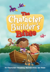 BOOK REVIEW: The Character Builder's Bible by Agnes and Salem de Bezenac
