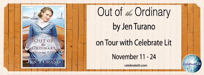 SPOTLIGHT: Out of the Ordinary by Jen Turano