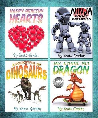 Four More Fantastic Bedtime Stories for Children 3-6 (Four Fantastic Bedtime Stories Book 2)