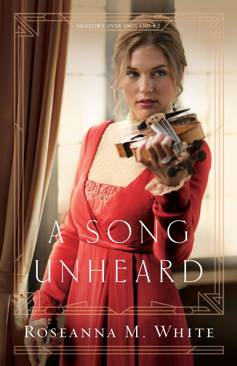 BOOK REVIEW: A Song Unheard by Roseanna White