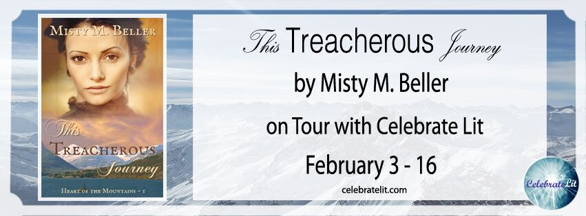 SPOTLIGHT: This Treacherous Journey by Misty M. Beller