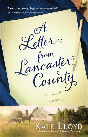 BOOK REVIEW: A Letter from Lancaster County by Kate Lloyd