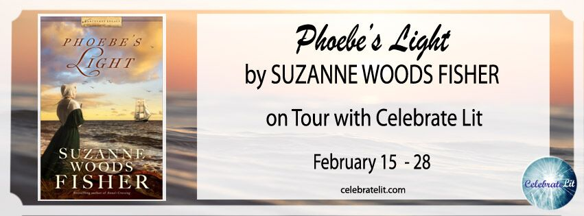 SPOTLIGHT: Phoebe's Light by Suzanne Woods Fisher