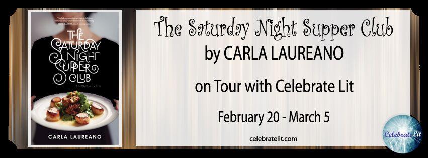 SPOTLIGHT: The Saturday Night Supper Club by Carla Laureano