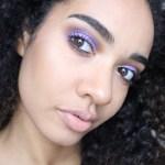 makeup #3 purple