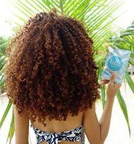cheveux frisés 3c