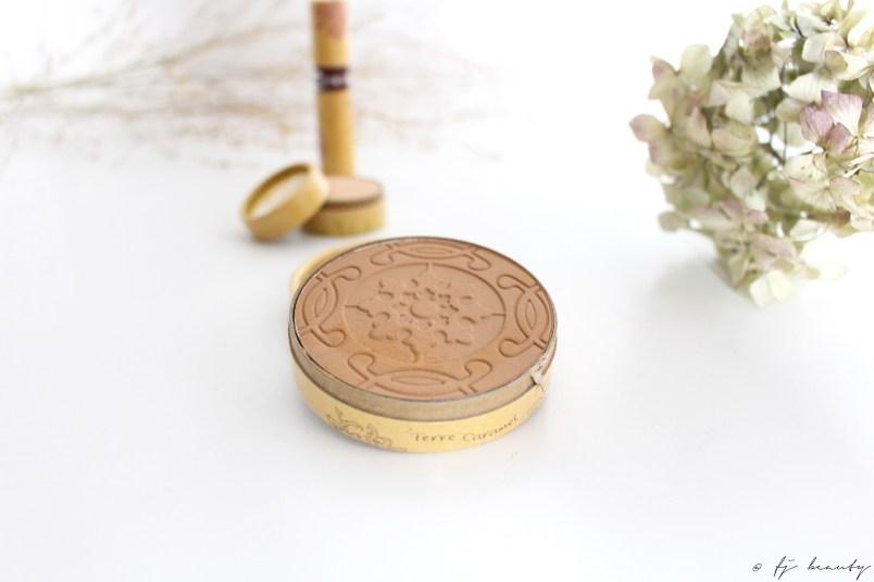 bronzer couleur caramel