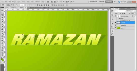 tekst efekt ramazan 9