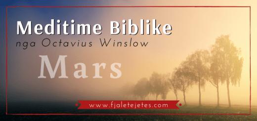 meditime biblike - peme ne agim
