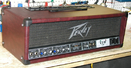 My Peavey Vtm 60 Is A B E A S T