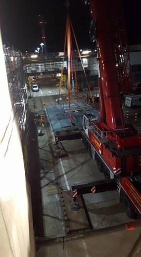 Heathrow Terminal 3 Pier 7 Structural Steelwork