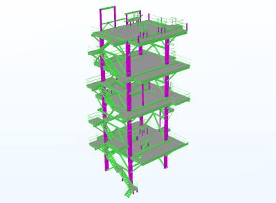SABIC Gas Cracker Structural Steelwork