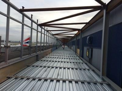 London City Airport West Pier Extension
