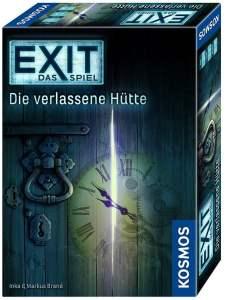 Exit - Die verlassene Hütte - Box