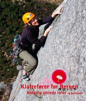 Klatrefører for Bergen: Naturlig sikrede ruter og Bolstadøyri