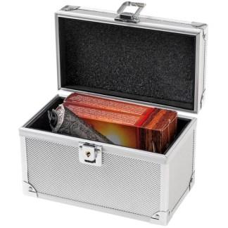Decoy ammunisjonsboks i aluminium. Godkjent for flytransport.