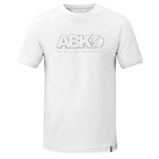ABK Tee Roots White