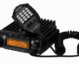 TH-9000D mobil radio