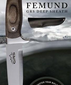 GRS Femund Deep Sheat Black