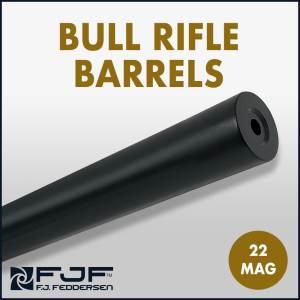 Bull Barrels for 10/22™ Magnum Rifles