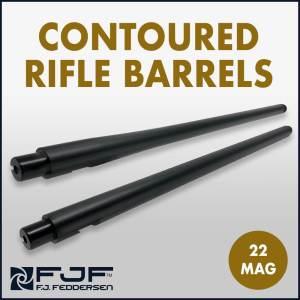 Contoured Barrels