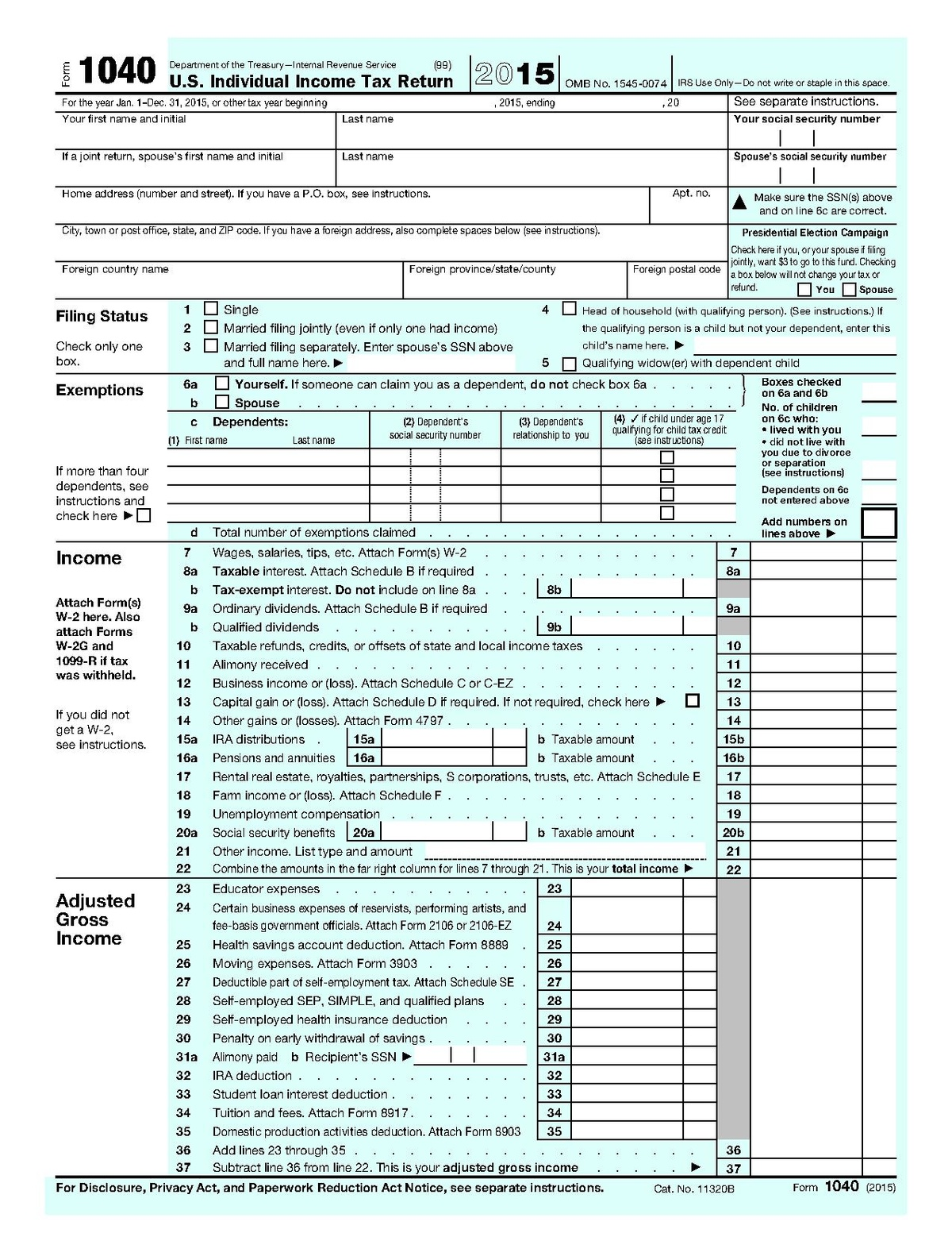 Start Your Tax Prep Now