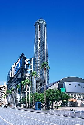 海峡ゆめタワー(153m 山口県下関市) 全日本タワー協議会HPから引用