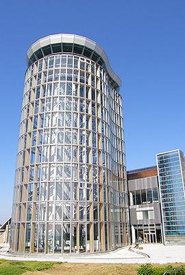 夢みなとタワー(43m 鳥取県境港市) 全日本タワー協議会HPから引用