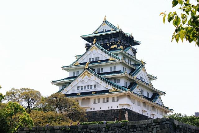 3代目大阪城
