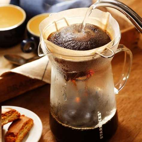 グラスドリップコーヒーメーカー|スターバックス コーヒー ジャパン公式サイトから引用