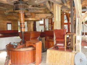 3 Stockwerke Mühle zum angucken