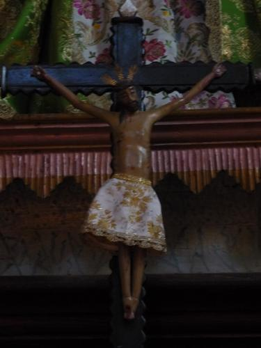Der erste Jesus meines Lebens, der Röckchenträgt!!!