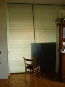 Unsee Küche ist gaaaaanz leicht verdunkelt ;-) (Staubschutzwand)