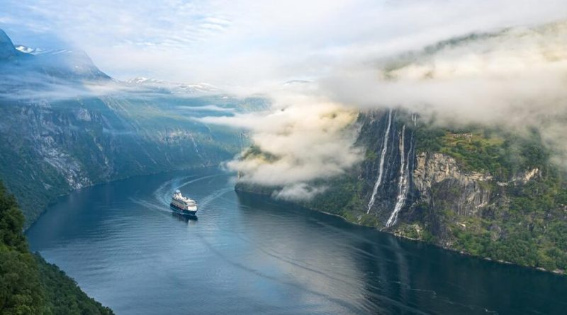 Mein Schiff 1 mag weer naar Noorwegen!