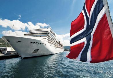 Welke schepen varen in 2022 naar … de Noorse Fjorden en Noordkaap?