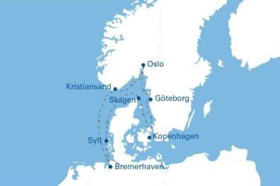 Seaventure Zuid-Noorwgen