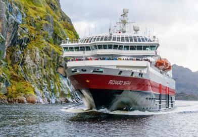 Hurtigruten vergroot capaciteit weer aan boord