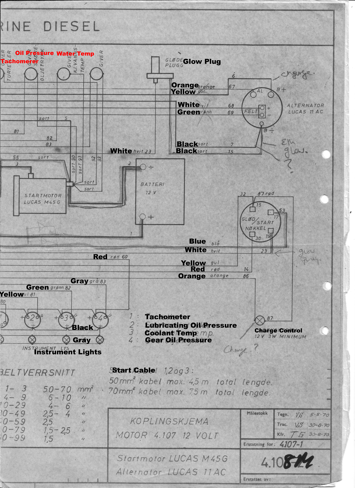 Perkins Alternator Wiring Diagram : 33 Wiring Diagram