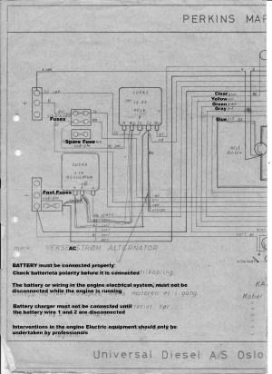 Fjord Electrical Diagrams | fjordms33