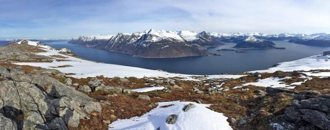 Blåtind panorama