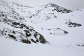 OK skiing conditions in Klungsdalen
