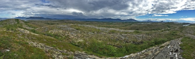 View from Falkhetta (1/2)