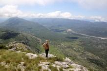Enjoying the views (I)