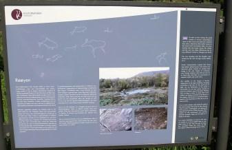 Petroglyph info