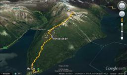 The route (1/2)